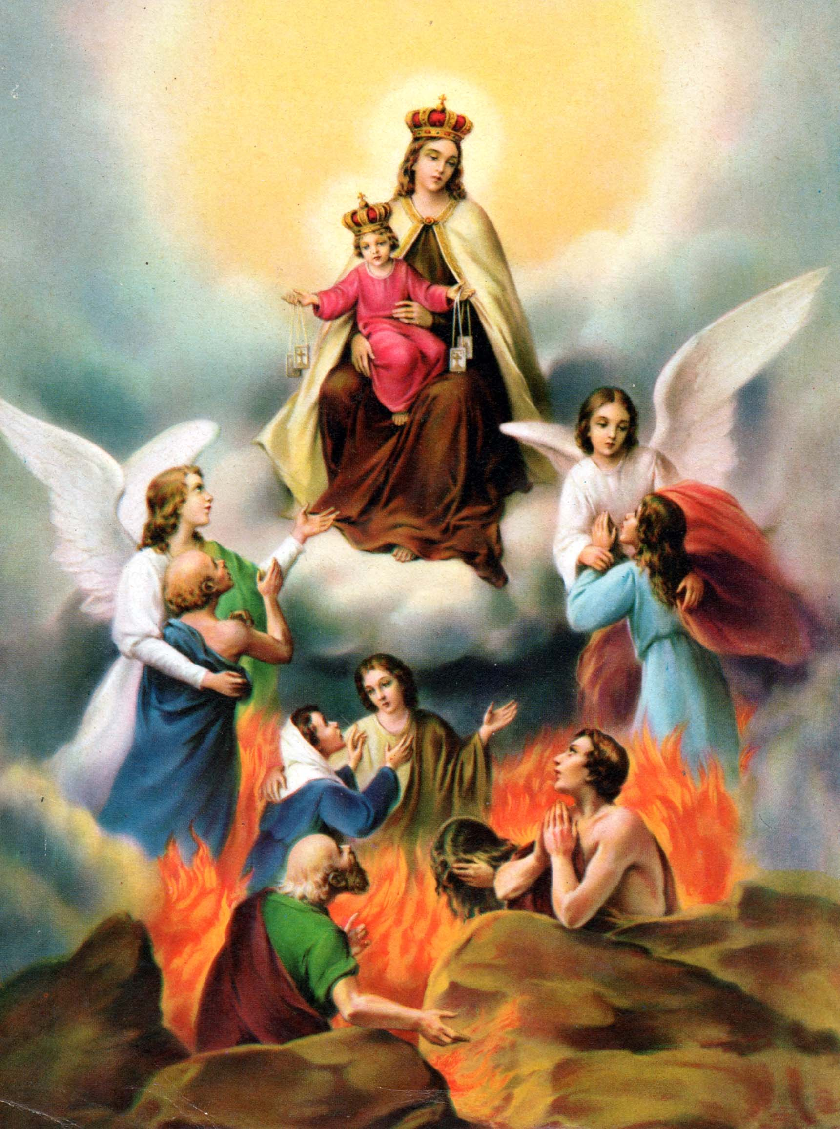 "<a href=""https://www.palmarianchurch.org/wp-content/uploads/2018/11/Extract-9th-Apostolic-Letter-of-Pope-Peter-III.pdf"" title=""Extract of the Nineth Apostolic Letter of His Holiness Pope Peter III on the Holy Souls of Purgatory""><i>Extract of the Ninth Apostolic Letter of His Holiness Pope Peter III on the Holy Souls of Purgatory</i><br><br>See more</a>"