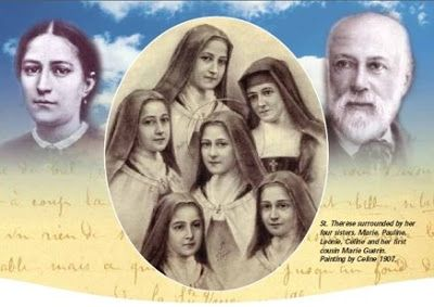 "<a href=""https://www.palmarianchurch.org/wp-content/uploads/2018/11/Canonizations-of-some-of-the-family-of-St-Therese.pdf"" title=""The Canonizations of some of the Family of Saint Therese of the Child Jesus""><i>The Canonizations of some of the Family of Saint Therese of the Child Jesus</i><br>See more</a>"