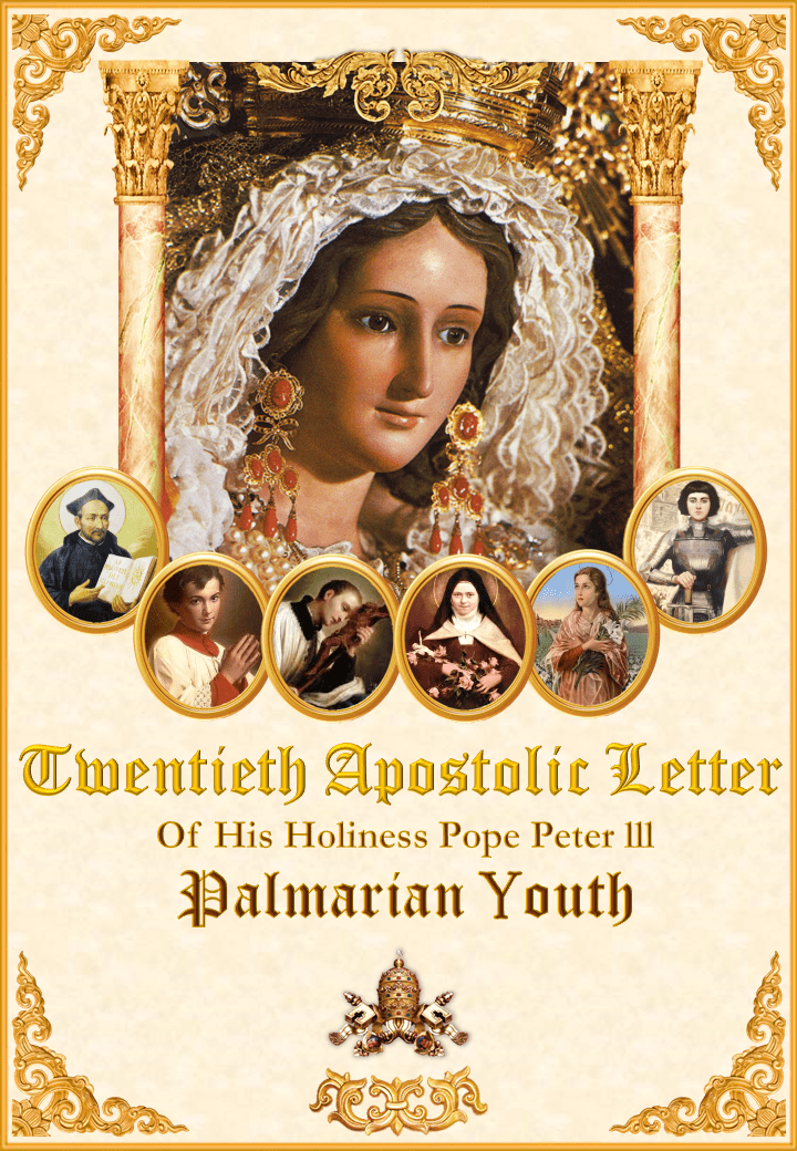 <i>Twentieth Apostolic <br>Letter of His Holiness<br> Pope Peter III</i><br><br>See more</a>